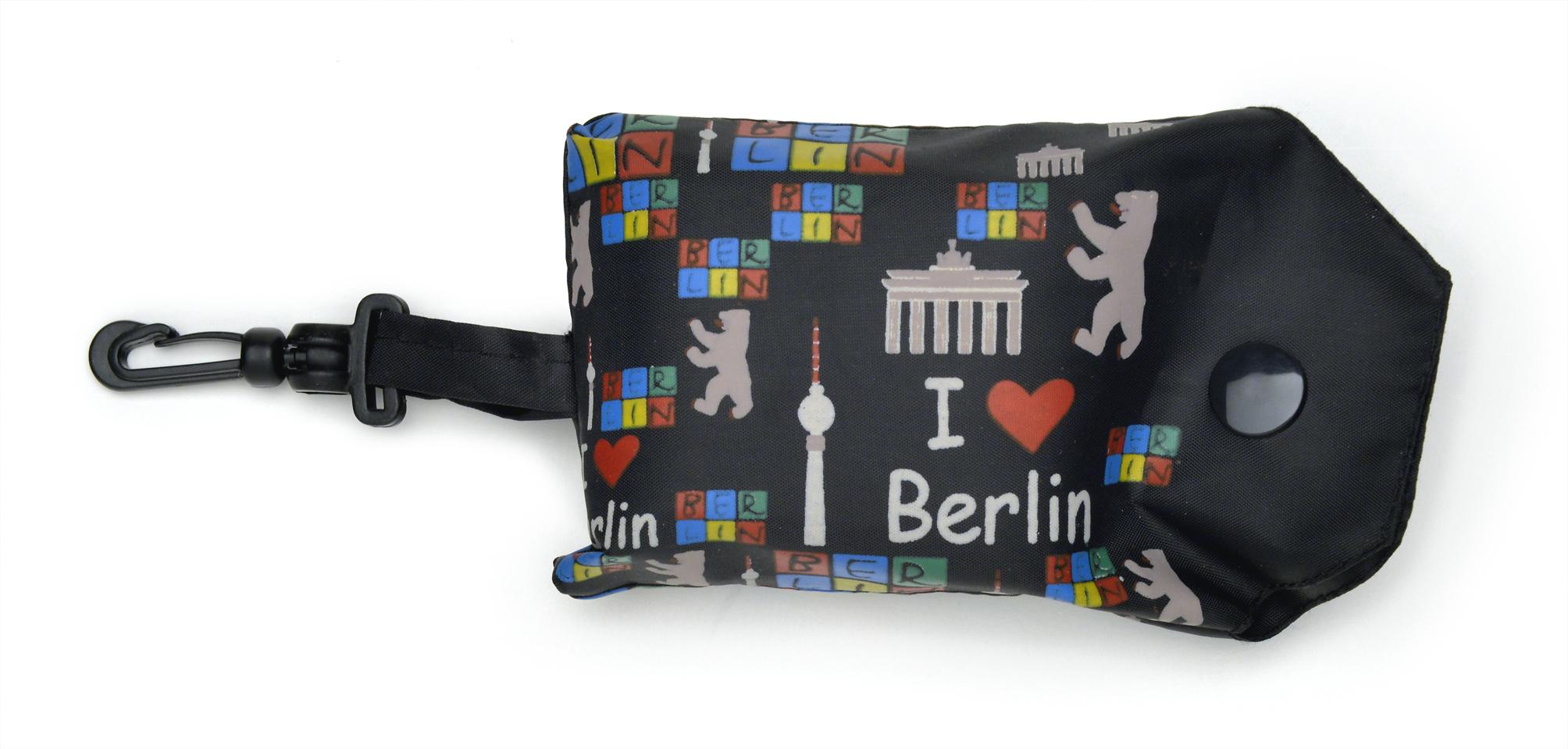Faltshopper BERLIN All Over