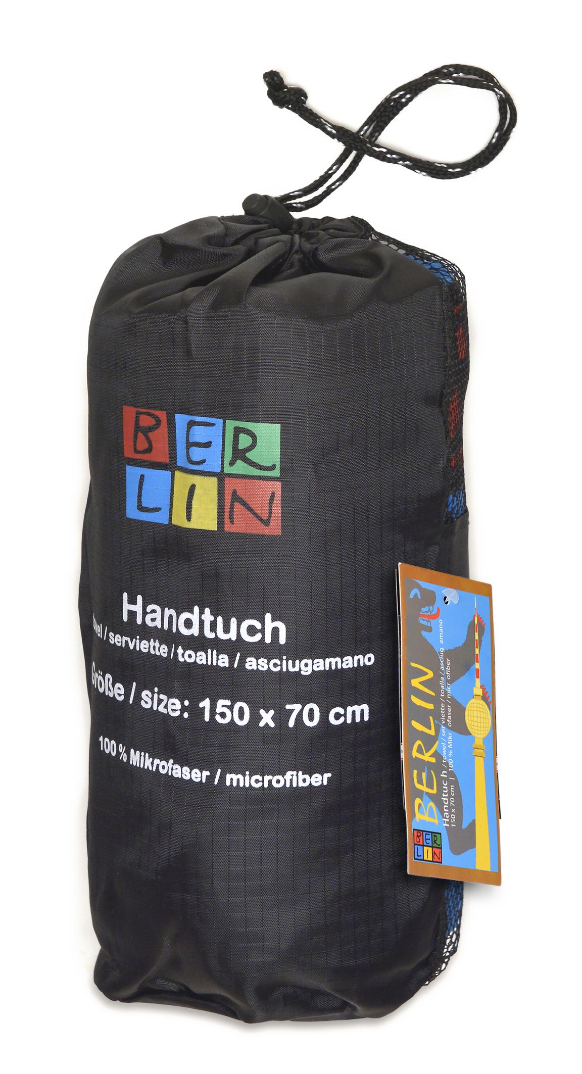 Handtuch BERLIN Bär / TV-Turm