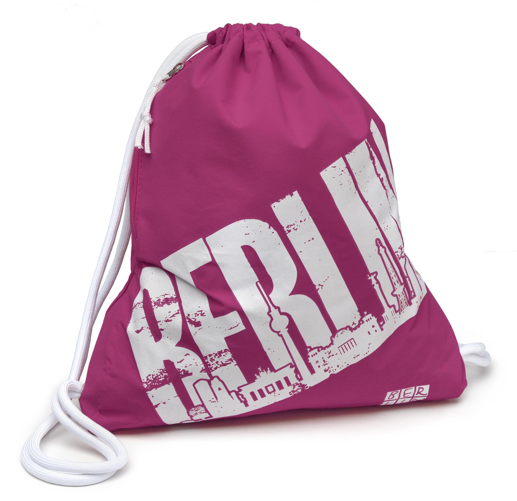 """Sportbeutel """"Style 2.0"""" Skyline pink"""