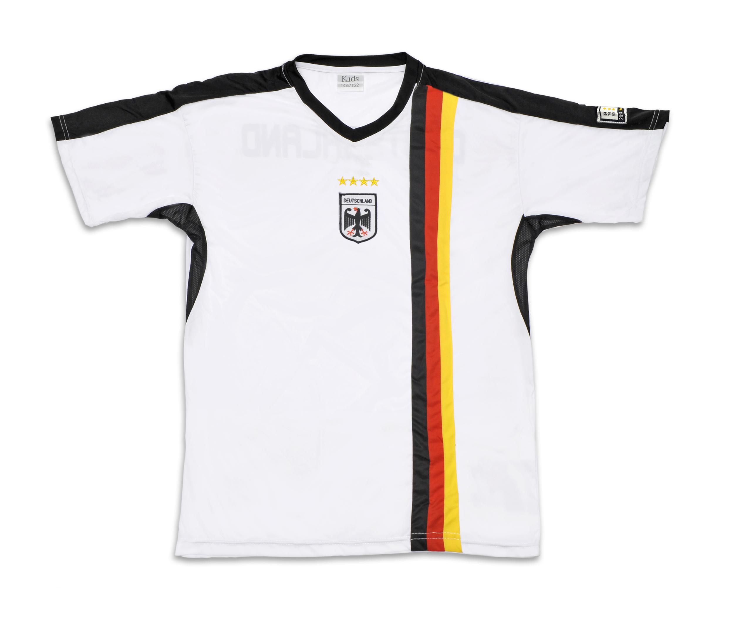 Deutschland Trikot Kids mit Hose-122/128