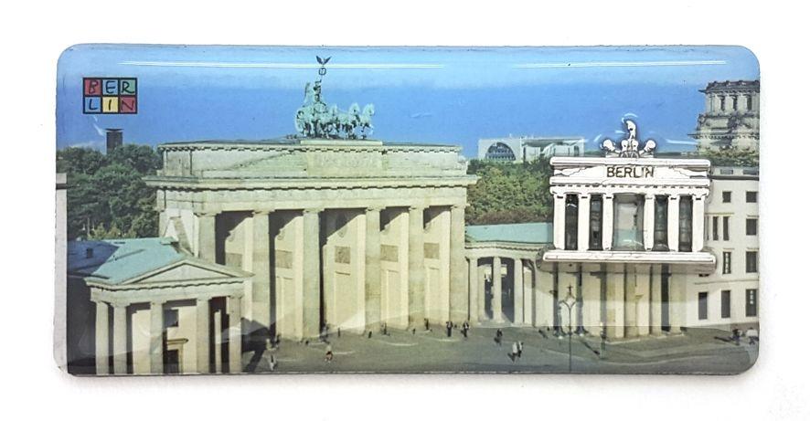 BERLIN Epoxy Magnet mit B´Tor - No.1
