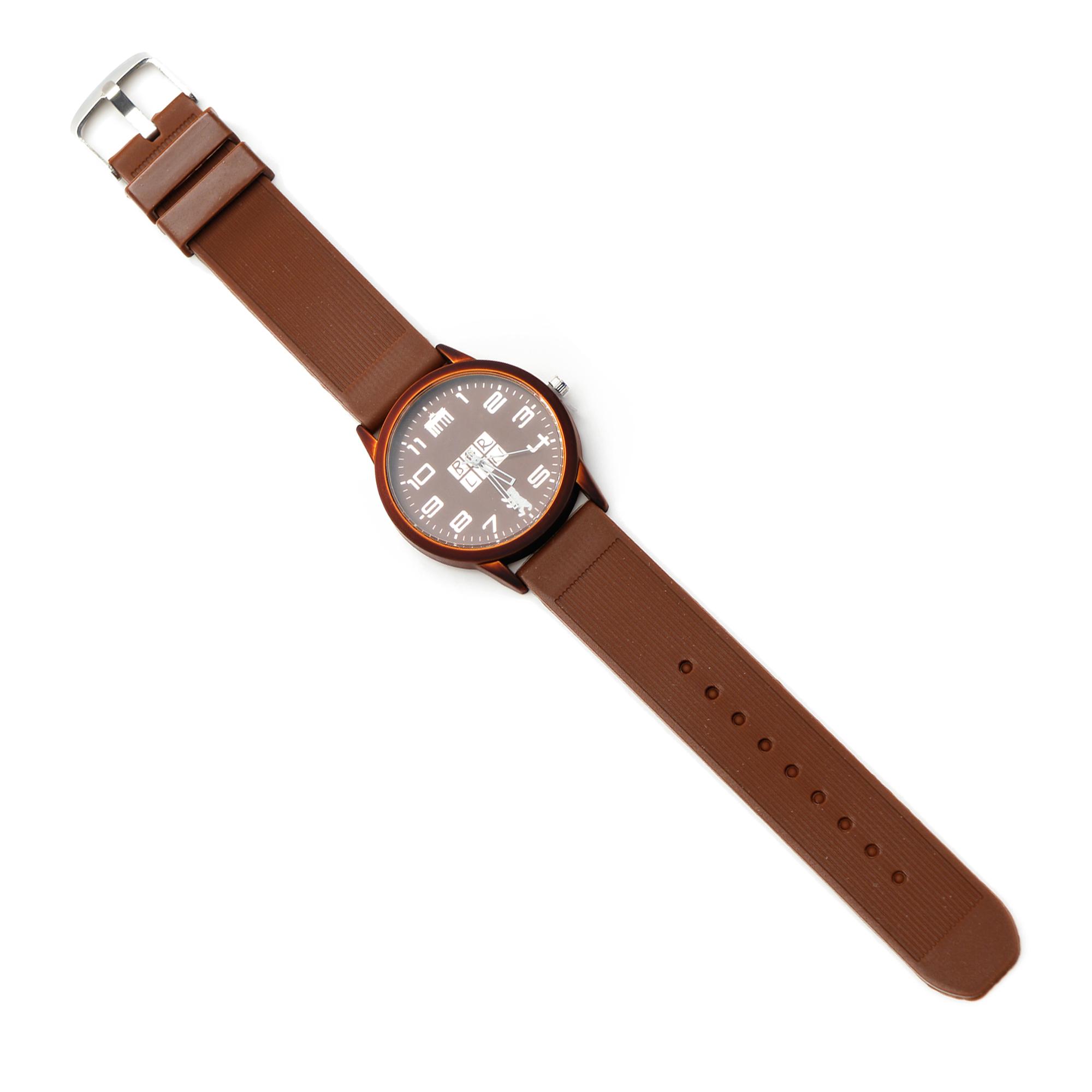 Armbanduhr BERLIN, braun