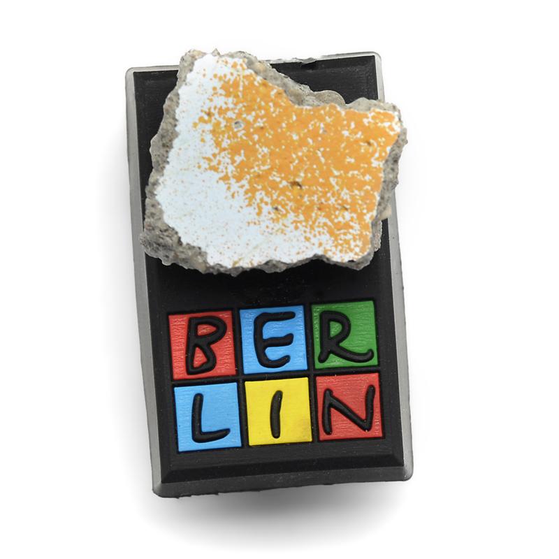 Magnet Mauerstein BERLIN