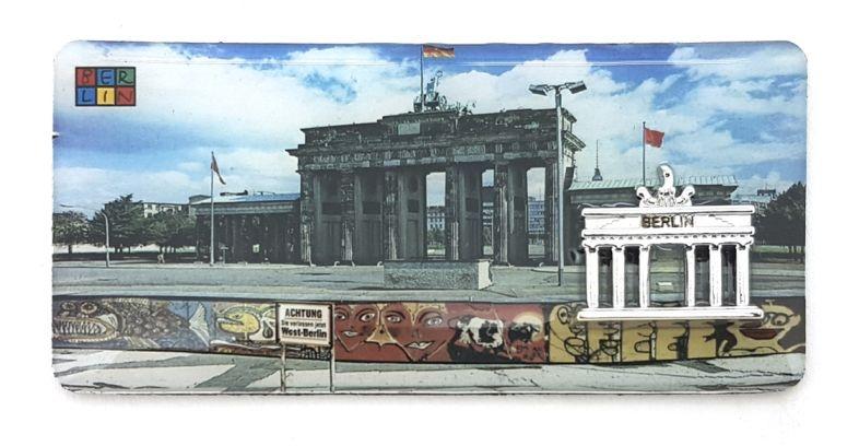 BERLIN Epoxy Magnet mit B´Tor -  No. 2