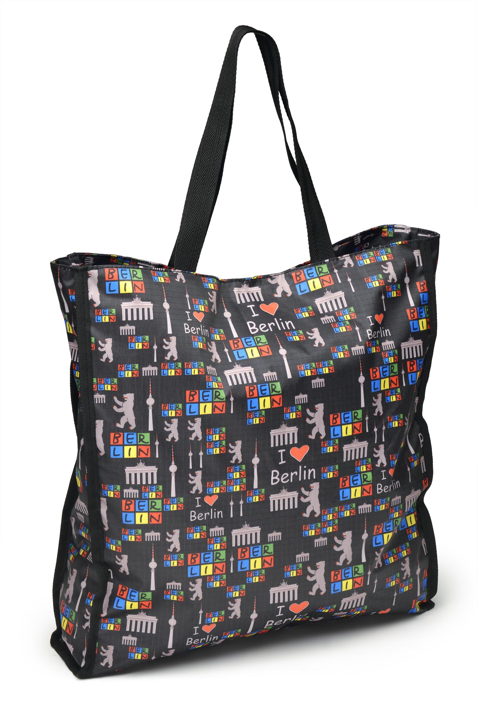 Shoppingbag BERLIN All Over