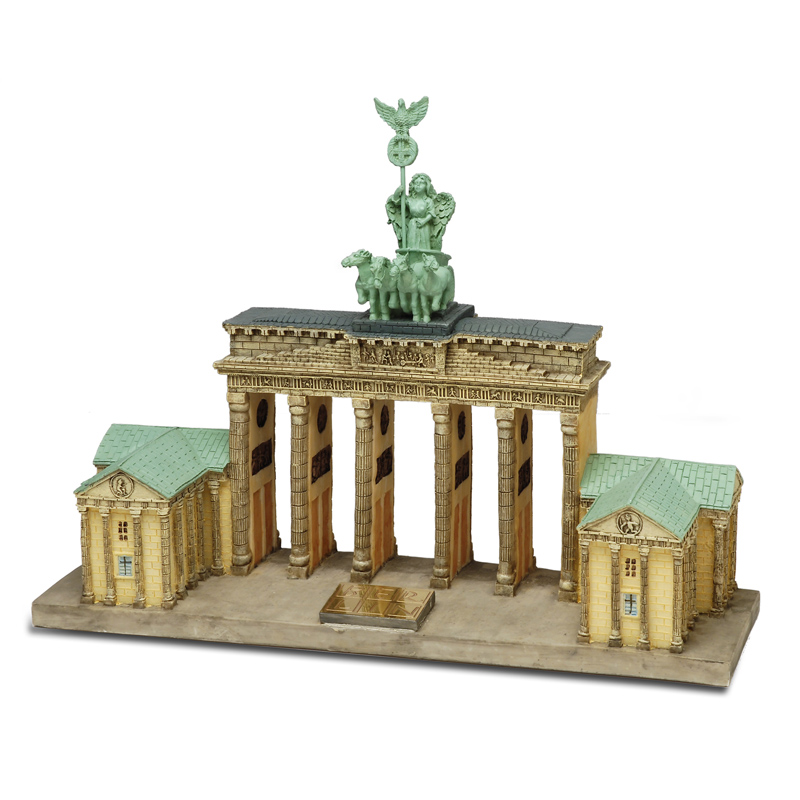 Keramik Brandenburger Tor mega