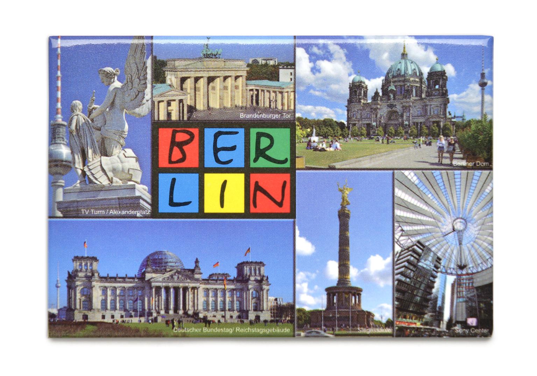 Magnet BERLIN 7er-Fotos
