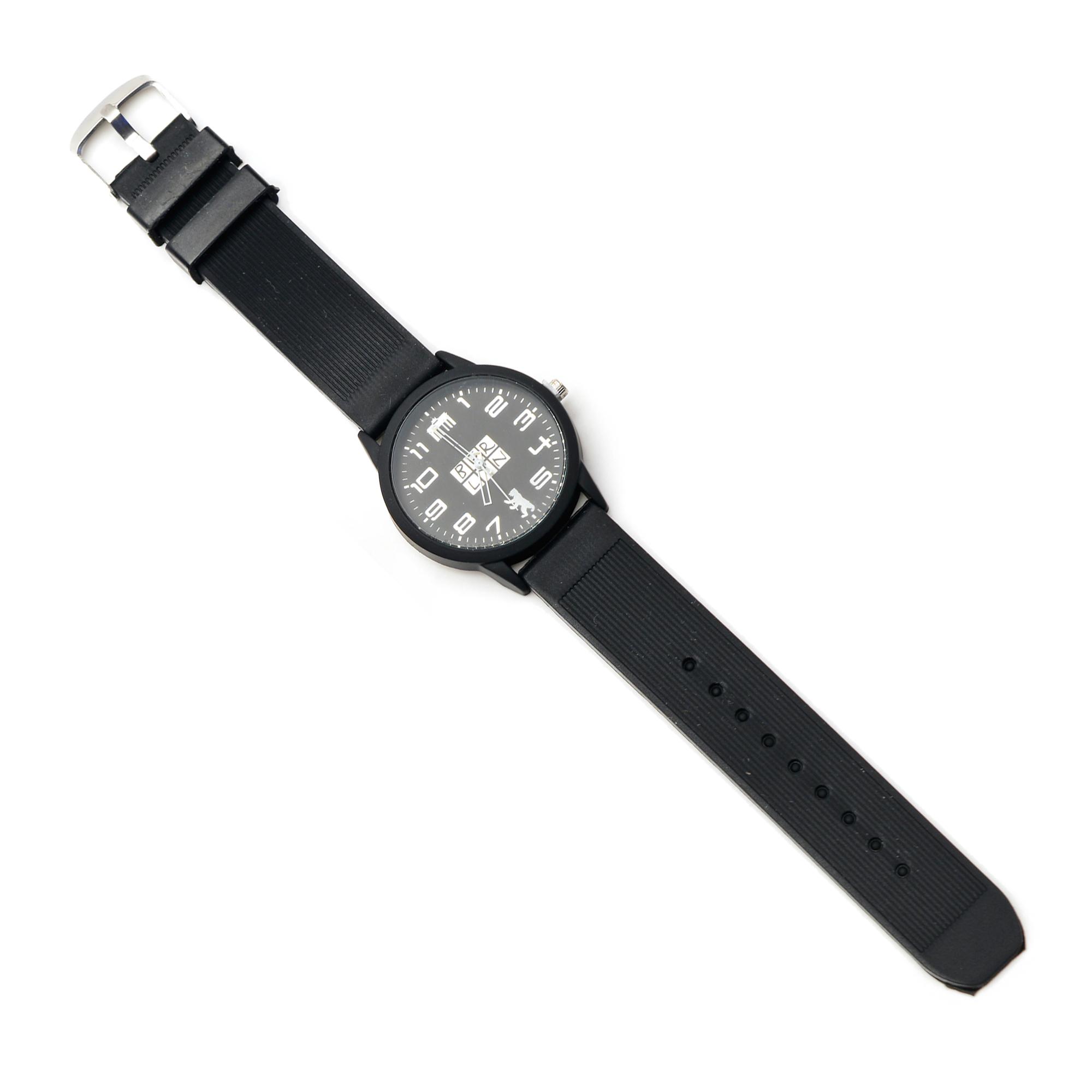Armbanduhr BERLIN, schwarz