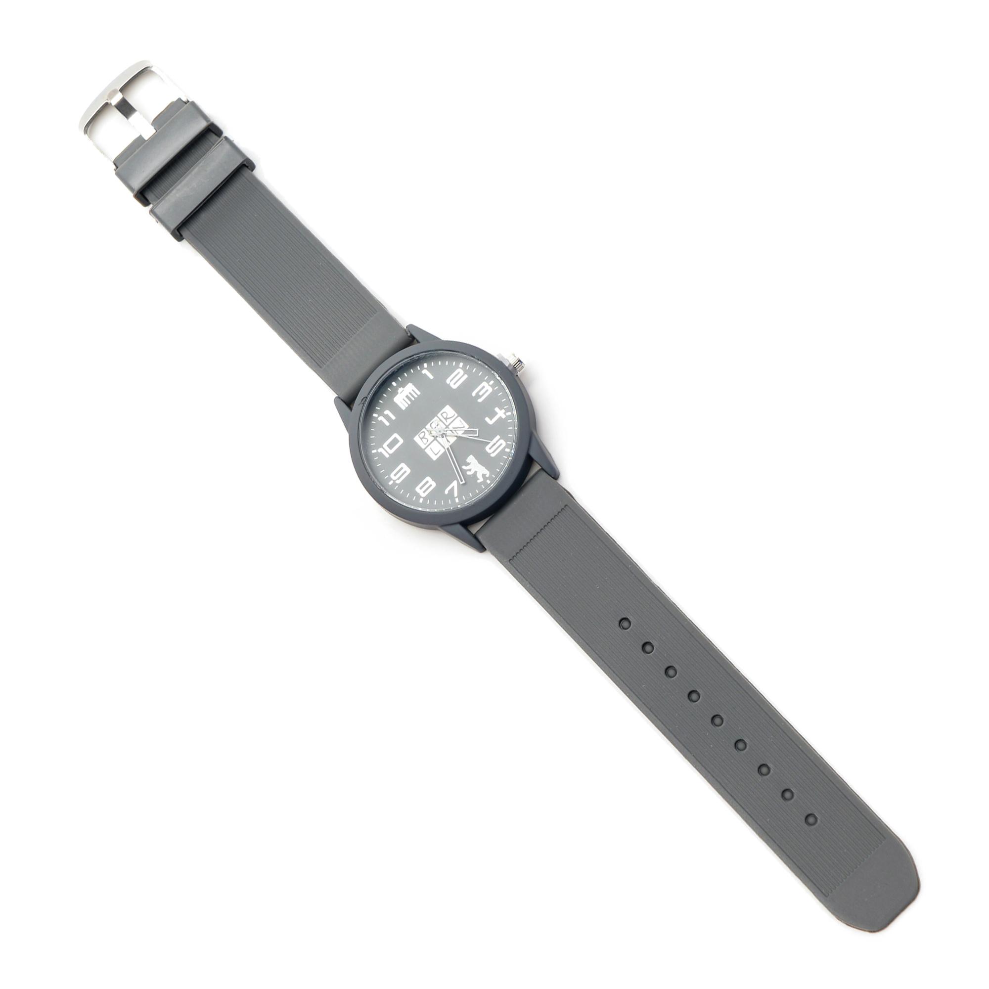 Armbanduhr BERLIN, grau