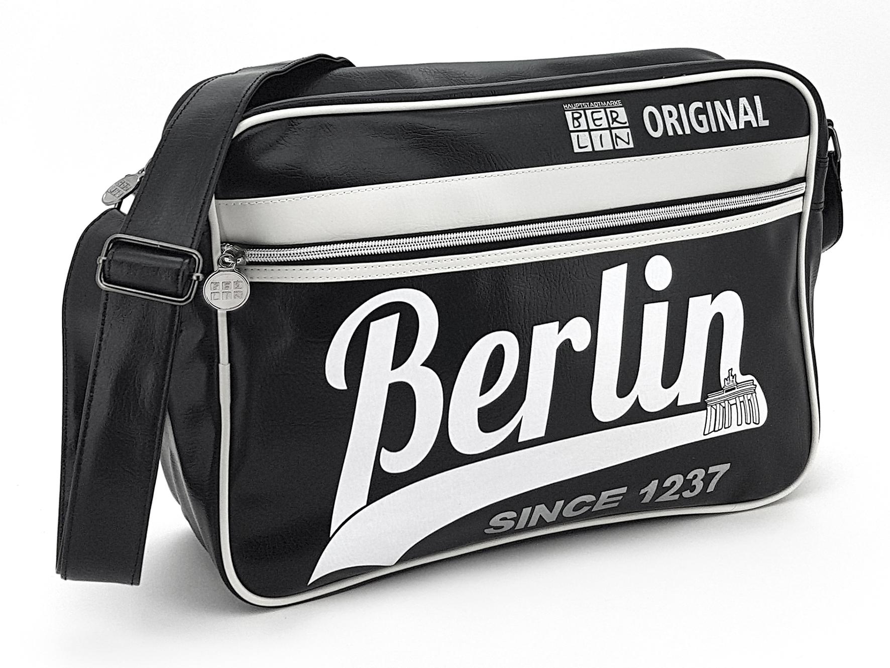 Retrotasche BERLIN Original schwarz