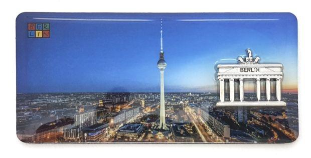 BERLIN Epoxy Magnet mit B´Tor -  No. 4