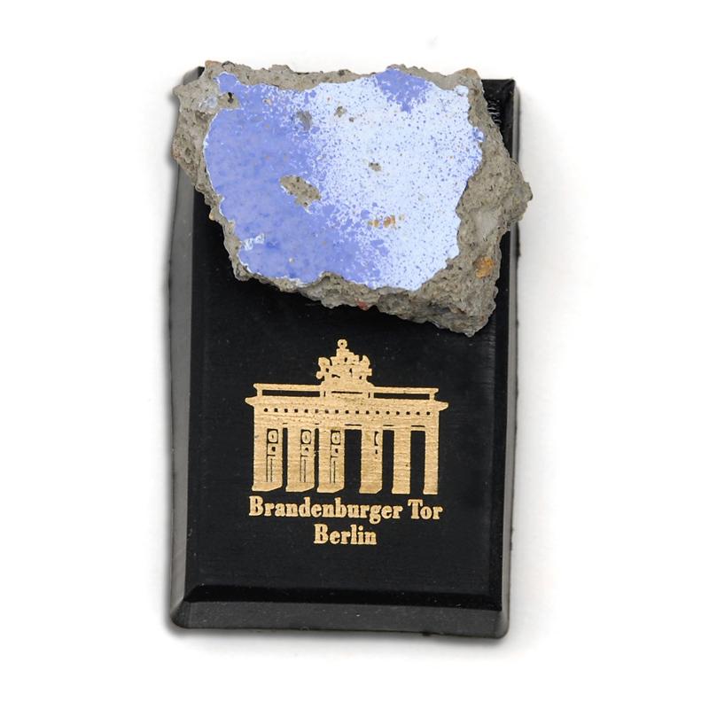 Magnet Mauerstein Brandenburger Tor