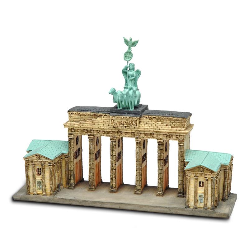 Keramik Brandenburger Tor groß