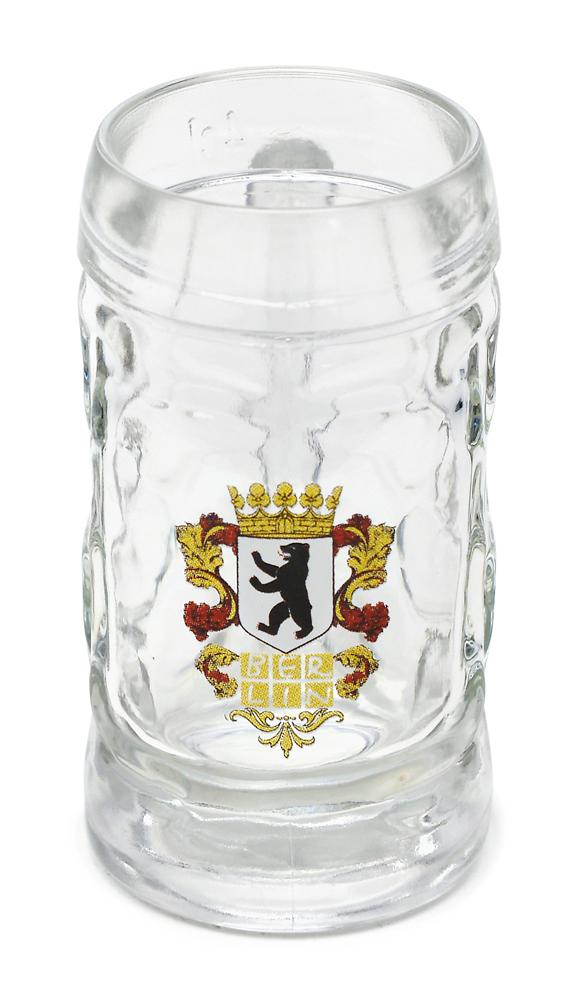 Mini Bierkrug BERLIN Wappen