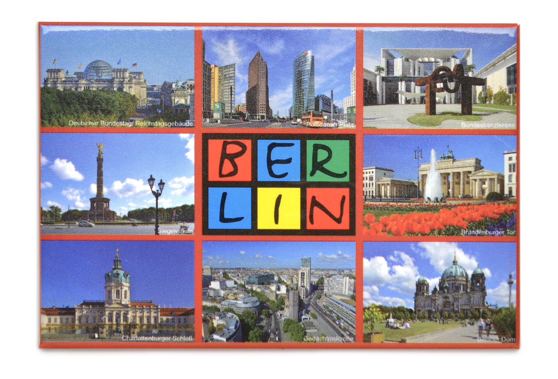 Magnet BERLIN 9er-Fotos Nr. 2