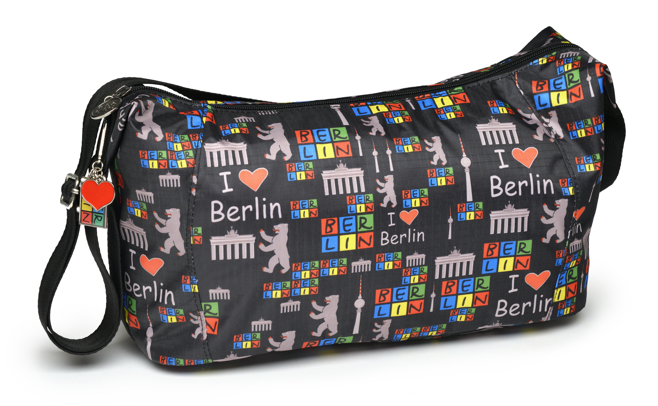 Lady Bag BERLIN All Over