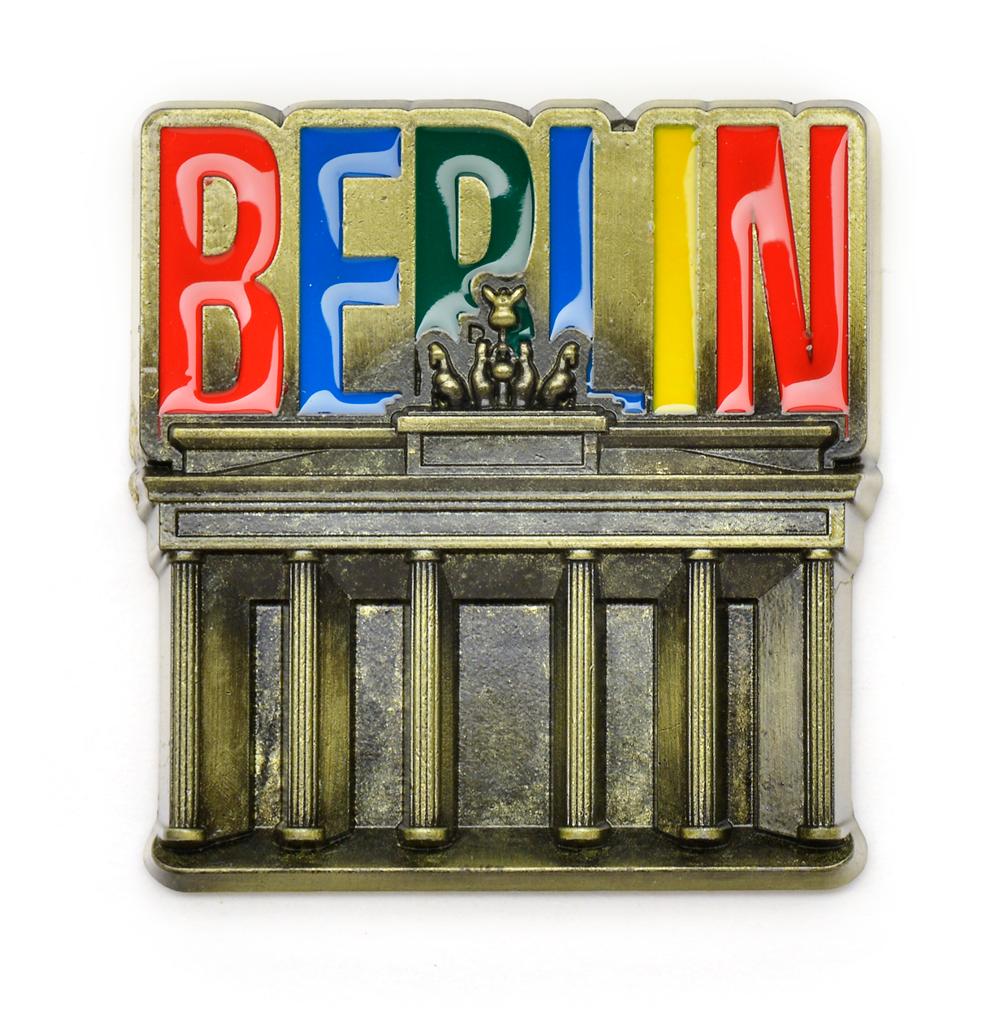 Magnet BERLIN B'Tor Relief / Metall