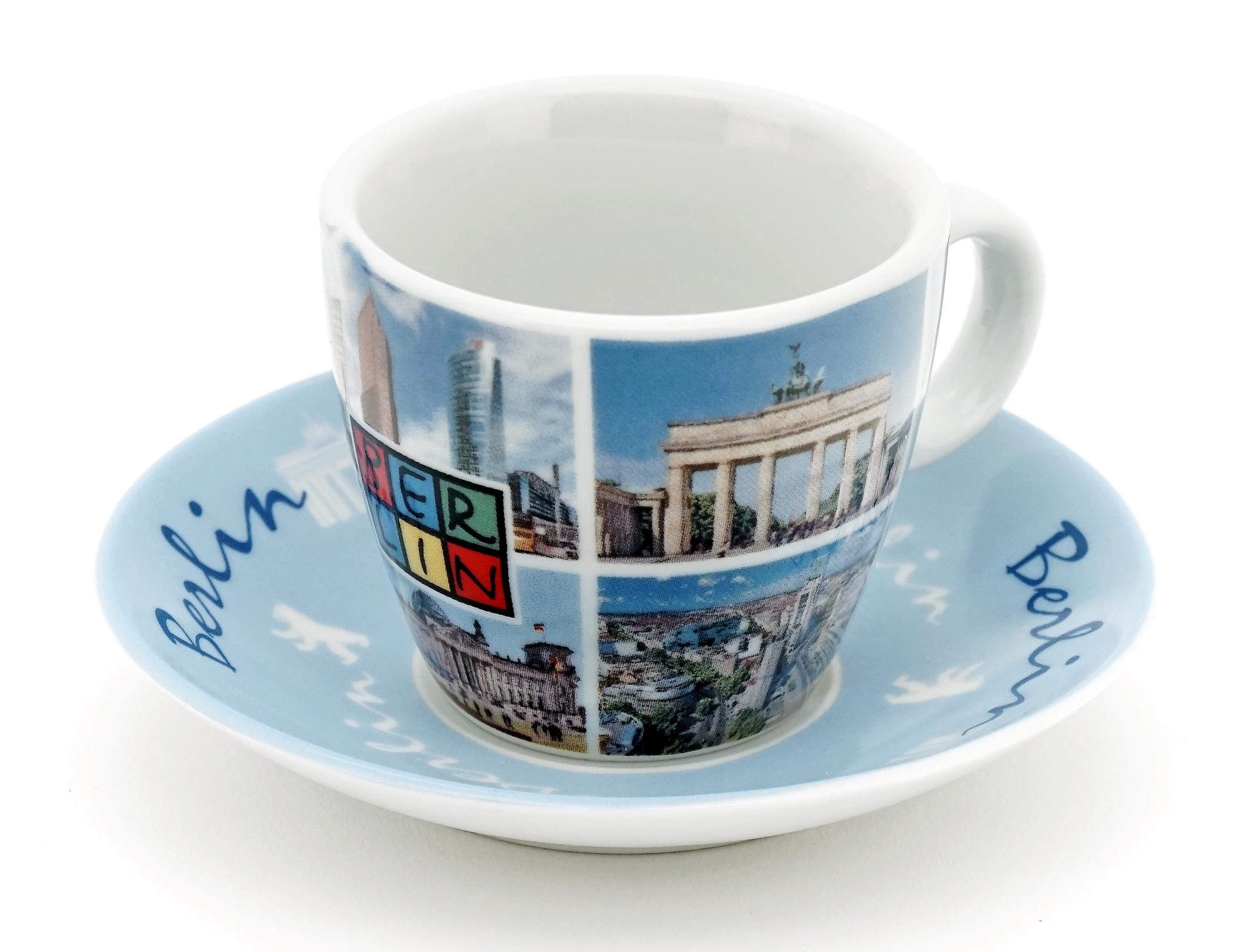 Espresso-Set BERLIN Fotomotive