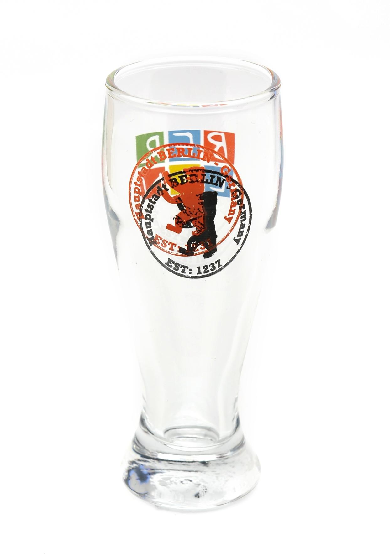 Mini Weizenbierglas BERLIN 4 cl
